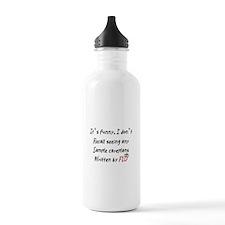 Nursing Student IV 2011 Water Bottle