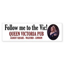 EastEnders Bumper Sticker
