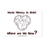 Postcard: World History Where are we Now