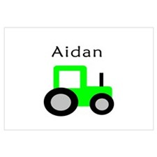 Aidan - Lime Tractor