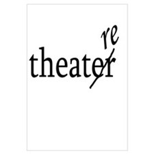 "Theatre Spelled ""re"""