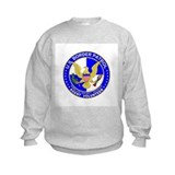 Homeland Security US Border P Sweatshirt