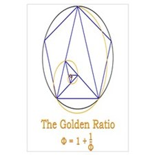 Golden Ratio - triangles