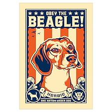 Obey the Beagle! - HERBIE