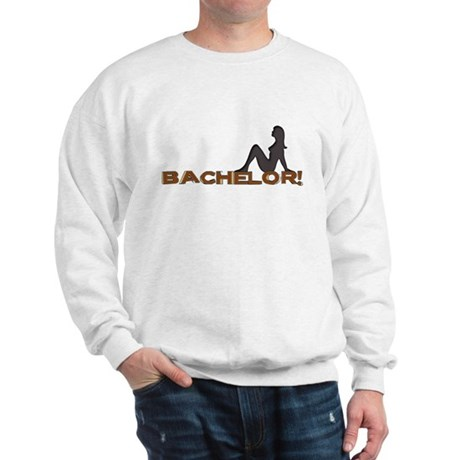 Bachelor Female Silhouette Sweatshirt