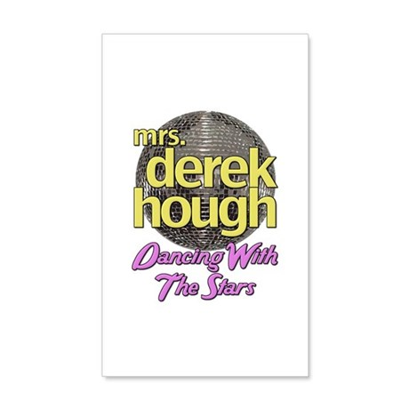 Mrs Derek Hough Dancing With The Stars 38.5 x 24.5