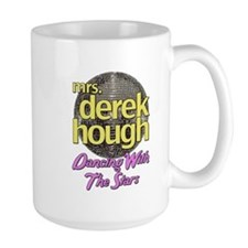 Mrs Derek Hough Dancing With The Stars Large Mug