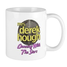 Mrs Derek Hough Dancing With The Stars Mug