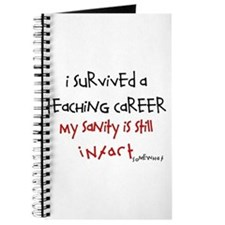 Retired Teacher IV Journal