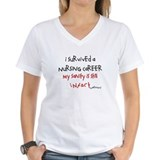 Retired Nurse Shirt