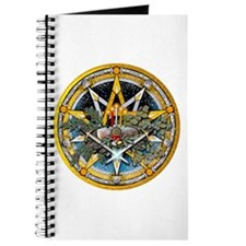 Yule Pentacle Journal