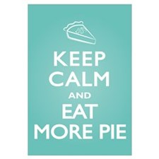 Keep Calm Eat Pie