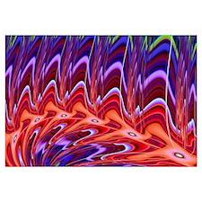 """Blaze 2"" Fractal Art"
