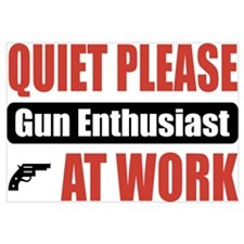 Gun Enthusiast Work