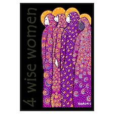 4 Cat Wisewomen