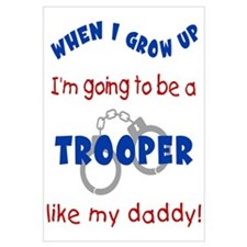 Trooper Like Daddy