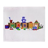 Mason Throw Blanket