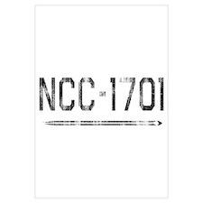 NCC-1701 (worn)
