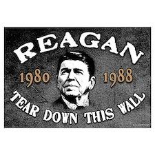 Reagan Tear Down This Wall