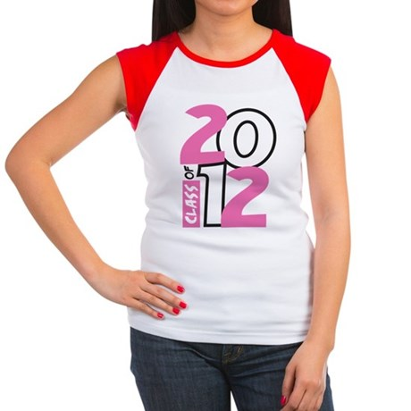 BIG Class of 2012 Women's Cap Sleeve T-Shirt