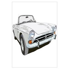 Funny Sports car Wall Art