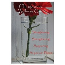 Mini (11x17)Chiropractic Wellness Print