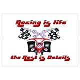 Racing is Life Drag Racing De