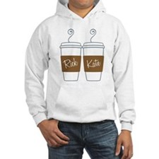 Castle Morning Coffee Hooded Sweatshirt