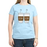 Castle Morning Coffee T-Shirt