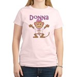 Little Monkey Donna Women's Light T-Shirt