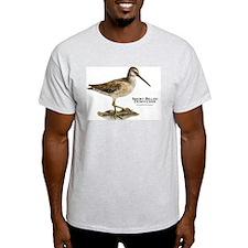 Short-Billed Dowitcher T-Shirt
