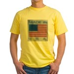 FADED GLORY™ Yellow T-Shirt