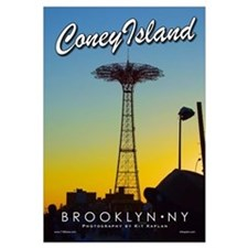 Brooklyn Coney Island Parachute