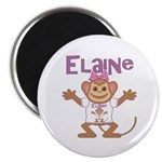 Little Monkey Elaine Magnet