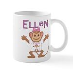 Little Monkey Ellen Mug