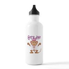 Little Monkey Geraldine Water Bottle