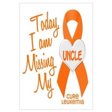Missing My Uncle 1 LEUKEMIA