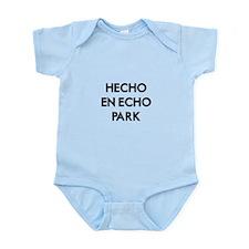 Hecho En Echo Park 2 Infant Bodysuit