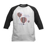 Hot Air Balloon Aircraft Tee