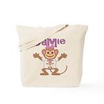 Little Monkey Jamie Tote Bag
