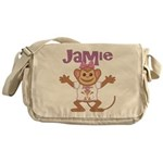 Little Monkey Jamie Messenger Bag