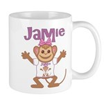Little Monkey Jamie Mug