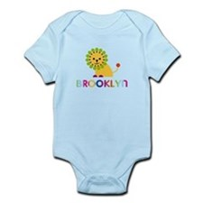 Brooklyn the Lion Infant Bodysuit