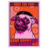 Pug Drop Bones Not Bombs!