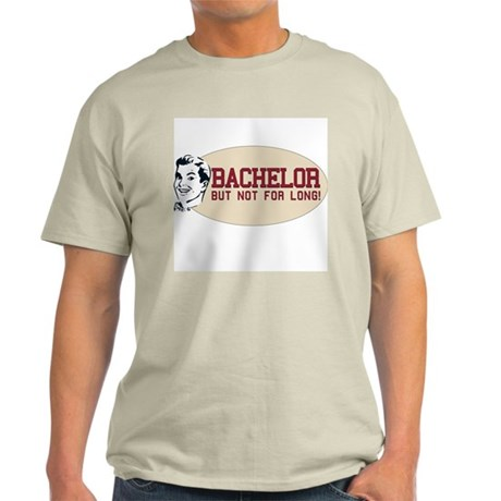 Hip Retro Vintage Bachelor Light T-Shirt