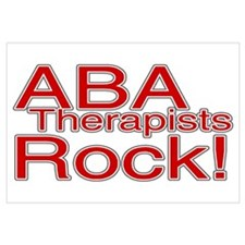 ABA Therapists Rock!