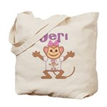 Little Monkey Jeri Tote Bag