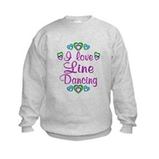 Love Line Dancing Sweatshirt