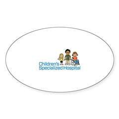 Children's Specialized Stickers (50 pk)