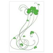 Irish Shamrock Art
